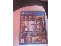 Ps4 gta5 grand theft auto game