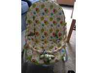 Mothercare 2 in 1 baby bouncer