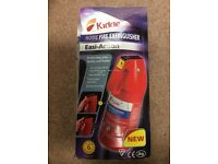 Kidde KSF2GM Easi-Action Home Fire Extinguisher 2kg New in Box