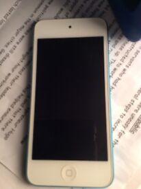 iPod touch blue 32GB 5th gen blue