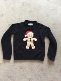 Lady's Christmas jumper