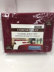 Sheets Flannel Twin Size