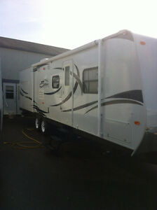 2012 KZ SPREE 321 BHS Travel Trailer