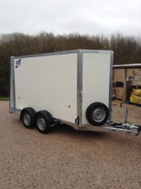Ifor Williams Box Trailer Wanted