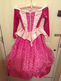 Genuine Disney princess dress-up dresses