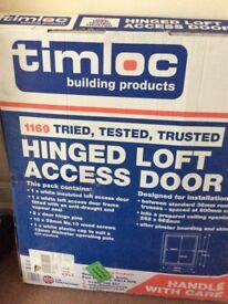 TIMLOC LOFT HATCH COVER