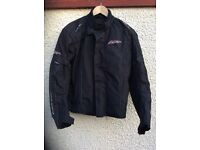 RST motorbike jacket & trousers complete set £125.00