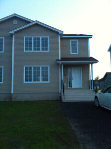3 YEAR OLD DUPLEX FOR RENT