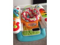 Fisher Price 4-in-1 step play piano