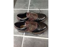 Golf shoes size 8