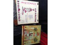 Chinese opera albums x2. £5