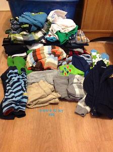 6-12m boy clothes