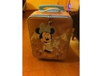 Minnie Mouse small suitcase