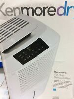 70 pint Brand NEW-KENMORE DEHUMIDIFIER-Sears $449 only $199