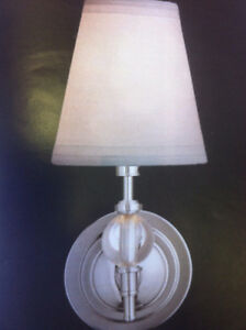 Gorgeous Pair of Wall Light Sconces Peterborough Peterborough Area image 1