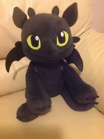 How To Train Your Dragon BAB
