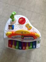 Table d'apprentissage Fisher price