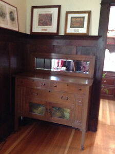 Antique furniture for sale-wears moving