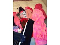 Girls clothes age 3-4