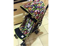 Maclaren Lulu Guinness I Love You Stroller ( Discontinued) In mint condition 😊