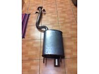 Lexus is200 rear exhaust box silencer 98-05 breaking spares is 200