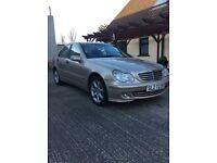 Mercedes C220 (2005) for sale