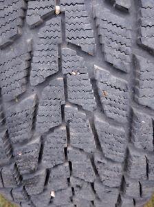 275/60/R17 Rims and Tires.....50 bucks each......Great shape!!! Moose Jaw Regina Area image 2