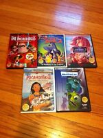 Lot of Disney/Pixar DVDs