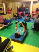 PERSONAL TRAINING CLASSES FOR ONLY $10 PER CLASS