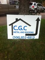 C.G.C ROOFING AND METAL