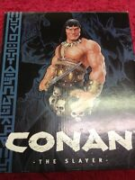 Dark horse deluxe Conan the Slayer 1104 of 3500