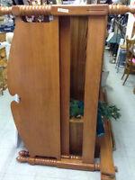 FAPO - Solid Oak Bed Frame