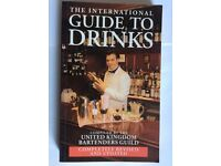 THE INTERNATIONAL GUIDE TO DRINKS- BOOK