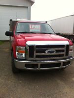 2008 Ford F-350 cantine mobile Pickup Truck
