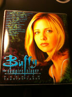 Buffy the Vampire Slayer Complete Collector's Card Set
