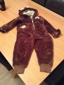 Gruffalo M&S onesie