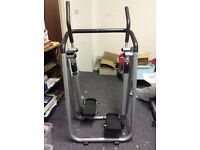 Exercise equipment, threadmill, cross trainer, trampoline, air walker, vibroplate, punch bag