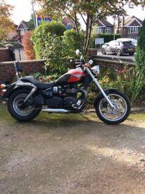 TRIUMPH Bonneville speedmaster motorcycle