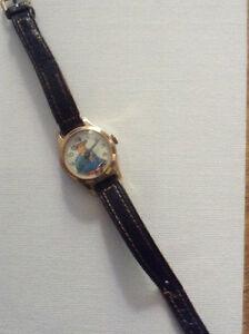1950's Gene Autry 6 Shooter Watch