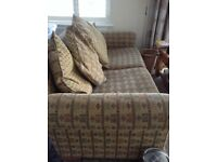 6ft family sofa