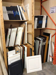 Assorted Cabinet Doors
