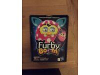 Furby Boom Pink polka dot