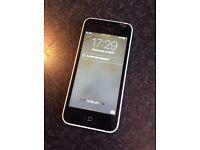Apple iPhone 5C 8gb needs new screen white