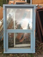 Wooden windows, FREE if you take them all