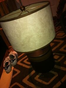 African style lamp