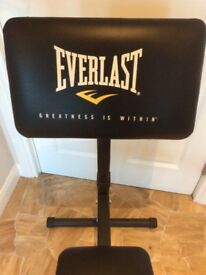 EVERLAST TRAINING BENCH (Can Deliver)