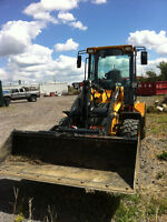 Loader and Operator for Hire