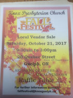 Fall Festival at Knox Church