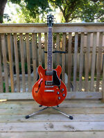 Gibson ES-339, Custom Shop - Antique Red