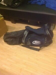 BUD LIGHT BASEBALL/GYM BAG Windsor Region Ontario image 1